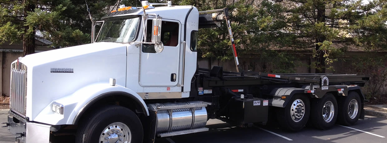 Dumpster and Bin Rental in San Francisco
