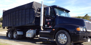 Roll Off Container Truck - Dumpster Rental in San Jose - Bin Rental in San Jose
