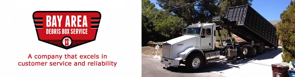 Rent a dumpster in Silicon Valley CA